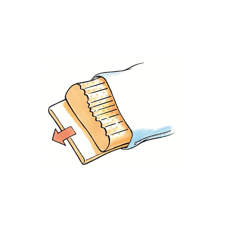 Billerbeck Vitalind Latexi Pillow Ergonomic