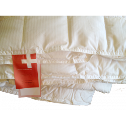 Billerbeck Swiss Cleo duvet 4 saisons swiss made