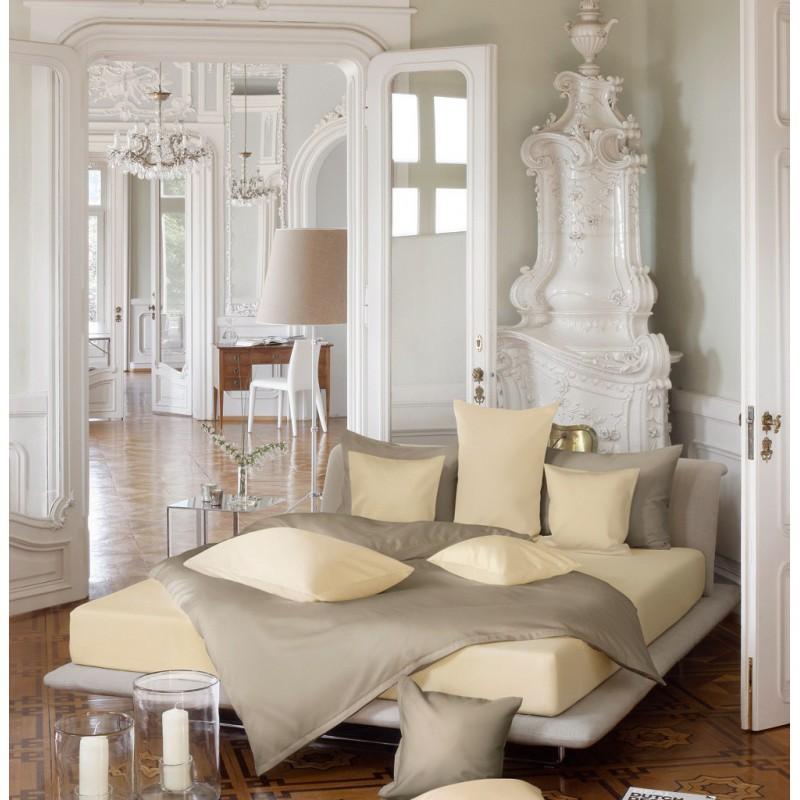 Divina satin uni biancheria da letto for Divina divano