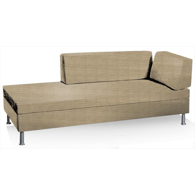 swissplus doppio bettsofa komplett aluminum f sse rund. Black Bedroom Furniture Sets. Home Design Ideas