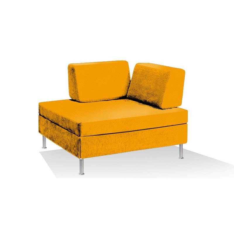 swissplus hocker bett komplett aluminum f sse rund. Black Bedroom Furniture Sets. Home Design Ideas