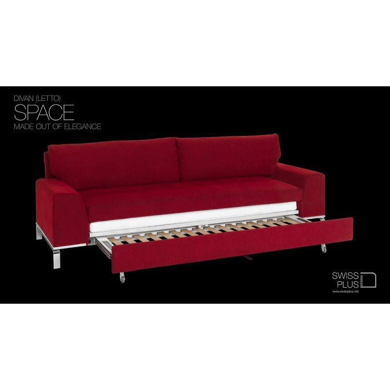 Sofa Liquidation Swissplus DIVAN Divan lit