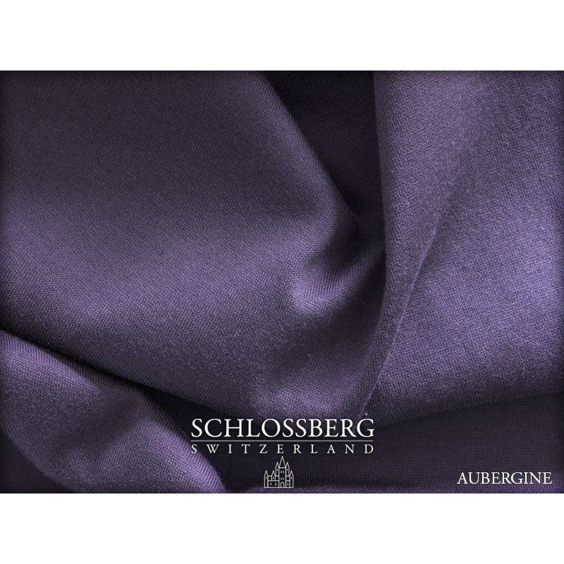Schlossberg Jersey royal drap housse 210 cm