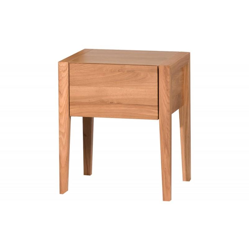 bico nachttisch nova eiche. Black Bedroom Furniture Sets. Home Design Ideas