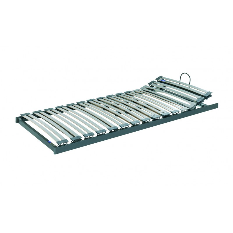 Bed Frame Bico Swing Flex Model A With Adjustable Head Support