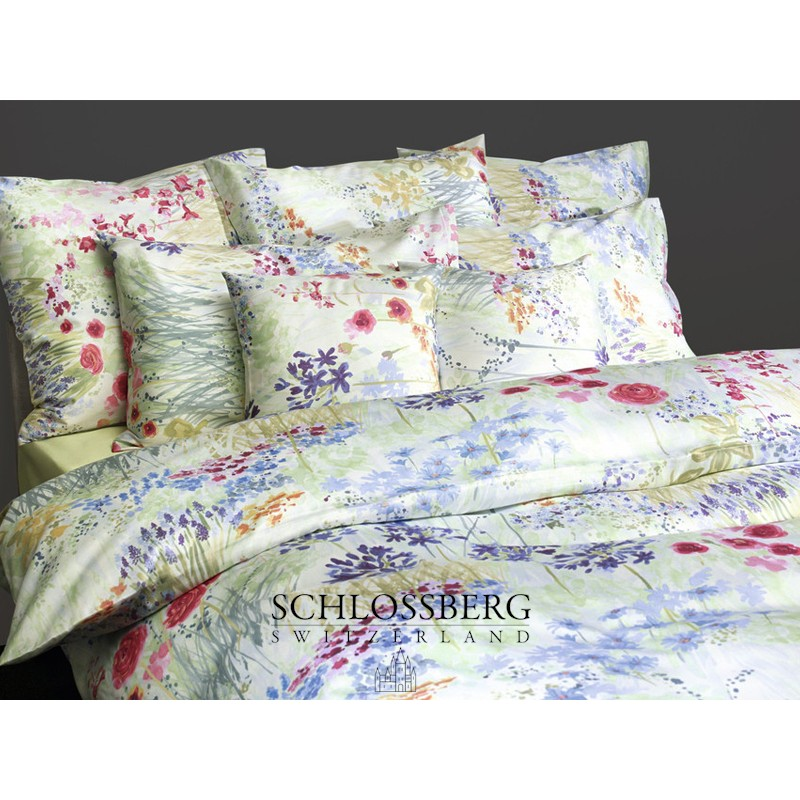Schlossberg Bloom Limette Jersey Royal Case