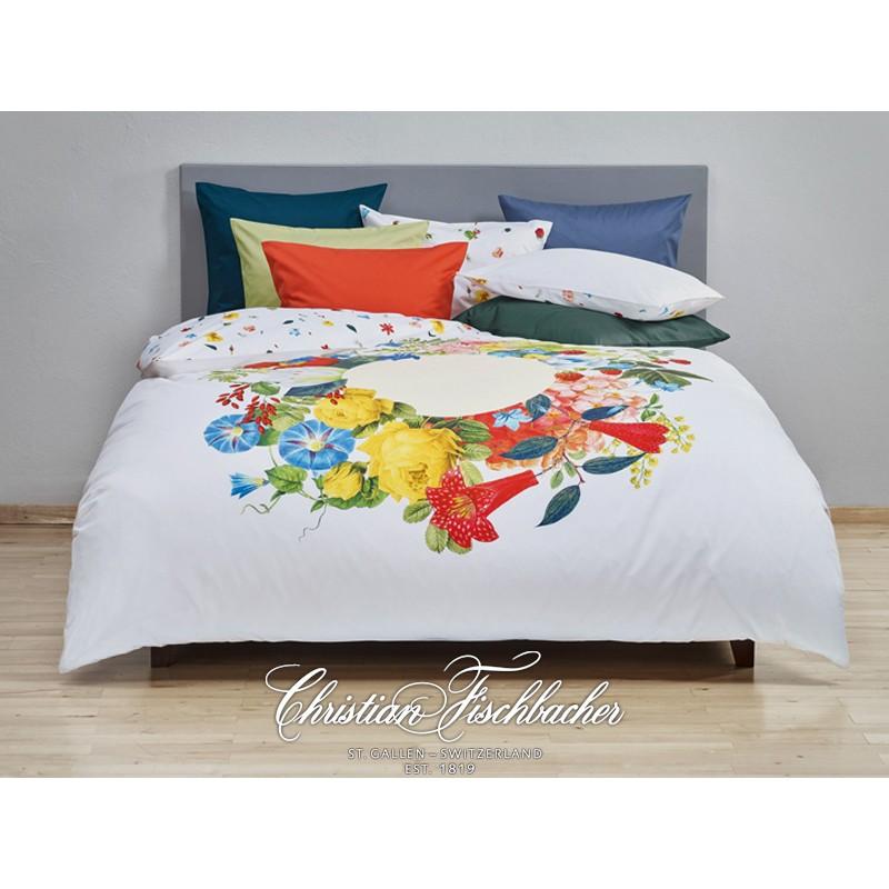 christian fischbacher bouquet a68 274 bettw sche. Black Bedroom Furniture Sets. Home Design Ideas