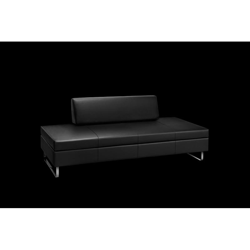 Swissplus doppio divano letto completo pattini cromato for Divano letto doppio