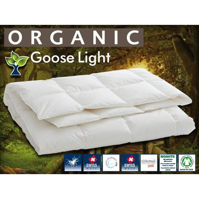 Billerbeck Organic Goose Light Duvet