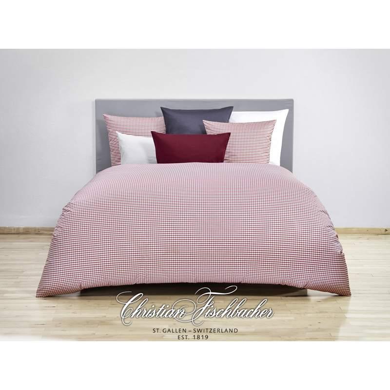 christian fischbacher vichy a75 col 312 bettw sche. Black Bedroom Furniture Sets. Home Design Ideas